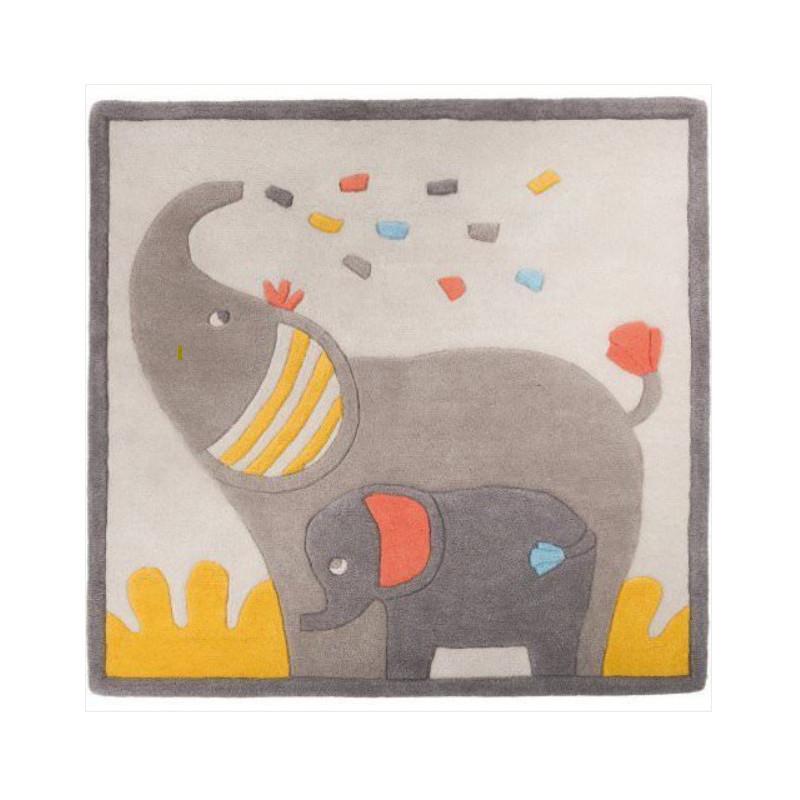 Baby Elephant Bedroom Carpet Moulin Roty 658280