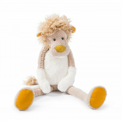 Soft Toy Big Lion H 60 cm Moulin Roty 717020