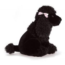 Soft toy Dog Black Poodle Plush & Company 15718