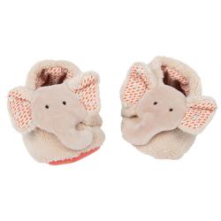 Scarpine Elefante Bambino 0-6 mesi Moulin Roty 658010