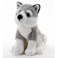 Soft toy Dog Siberian Husky...