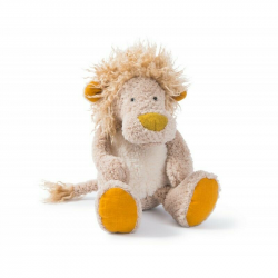 Soft Toy little lion H 30 cm Moulin Roty 717021