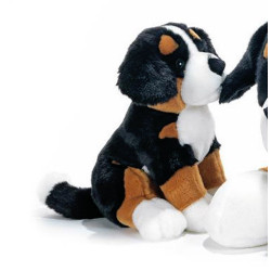 Soft toy Bernese Dog Plush...