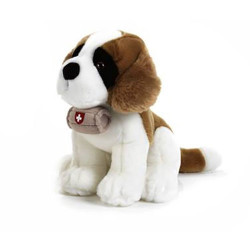 Soft toy dog st. Bernard...
