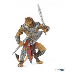 Figurine Lion mutant Papo 38945