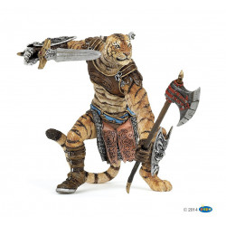 Figurine Tiger mutant Papo 38954