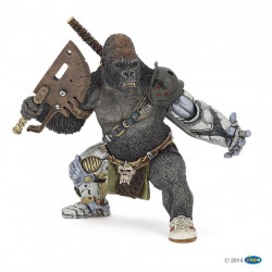 Figurine Gorilla mutant Papo 38974
