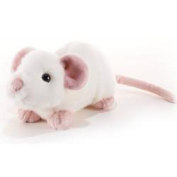Soft toy White Mouse Plush & Company 15846