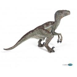 Figurine dinosaure Vélociraptor 55023 Papo