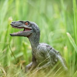 Statuina Dinosauro Velociraptor 55023 Papo