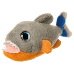 Peluche Pesce Pirahna Plush...