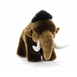 Soft Toy Mammoth dinosaur Plush & Company 10027