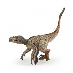 Figurine Feathered velociraptor Papo 55086