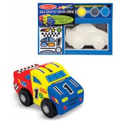 Tirelire voiture de course Melissa & Doug 13332