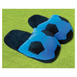 Baby slippers Black blue