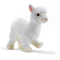 Soft toy llama Plush & Company 15728