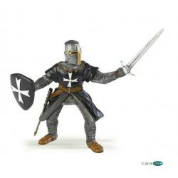 Statuino Cavaliere Crociato con spada Papo 39928