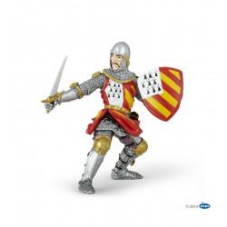 Figurine Knight in tournament Papo 39800