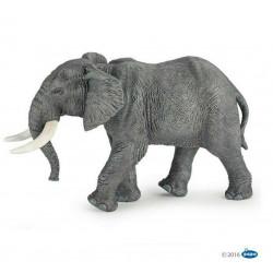 Figurine African elephant Papo 50192